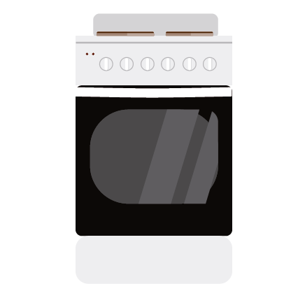Cooker Illustration
